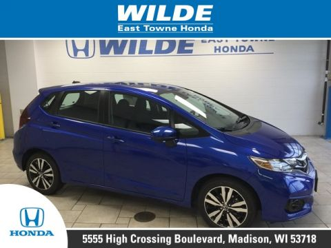 New 2018 Honda Fit EX
