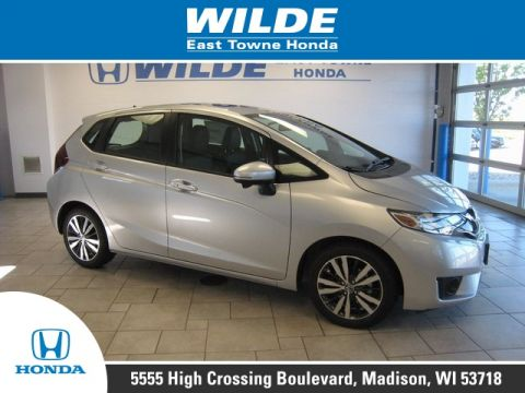 New 2017 Honda Fit EX-L w/Navigation