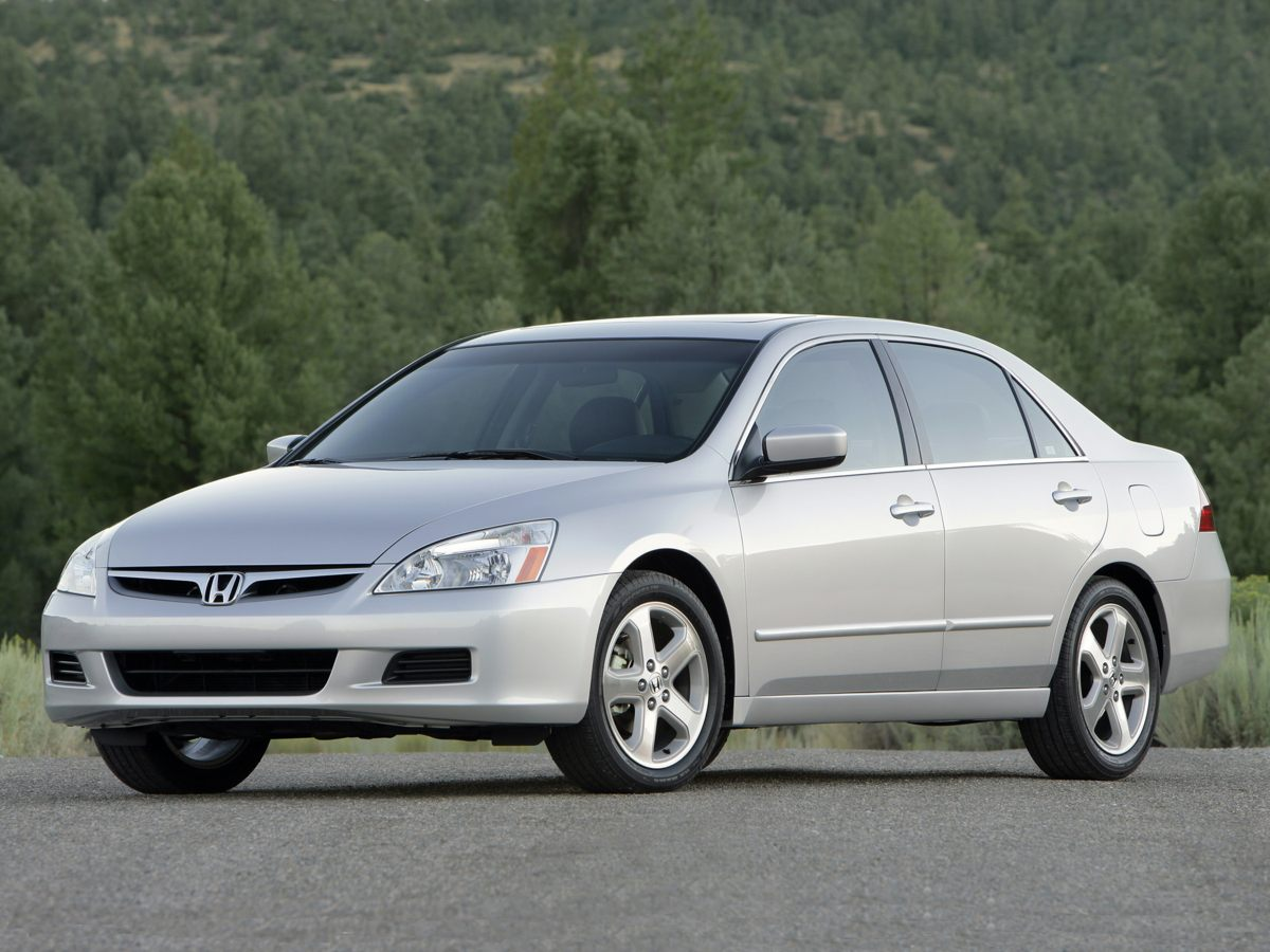 Pre Owned 2006 Honda Accord Ex L 4d Sedan In Madison 22835a Wilde East Towne