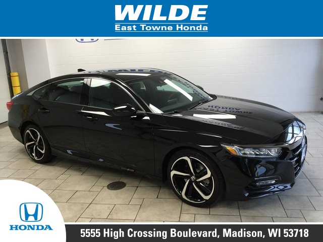 New 2018 Honda Accord Sport 4D Sedan in Madison #20352 ...