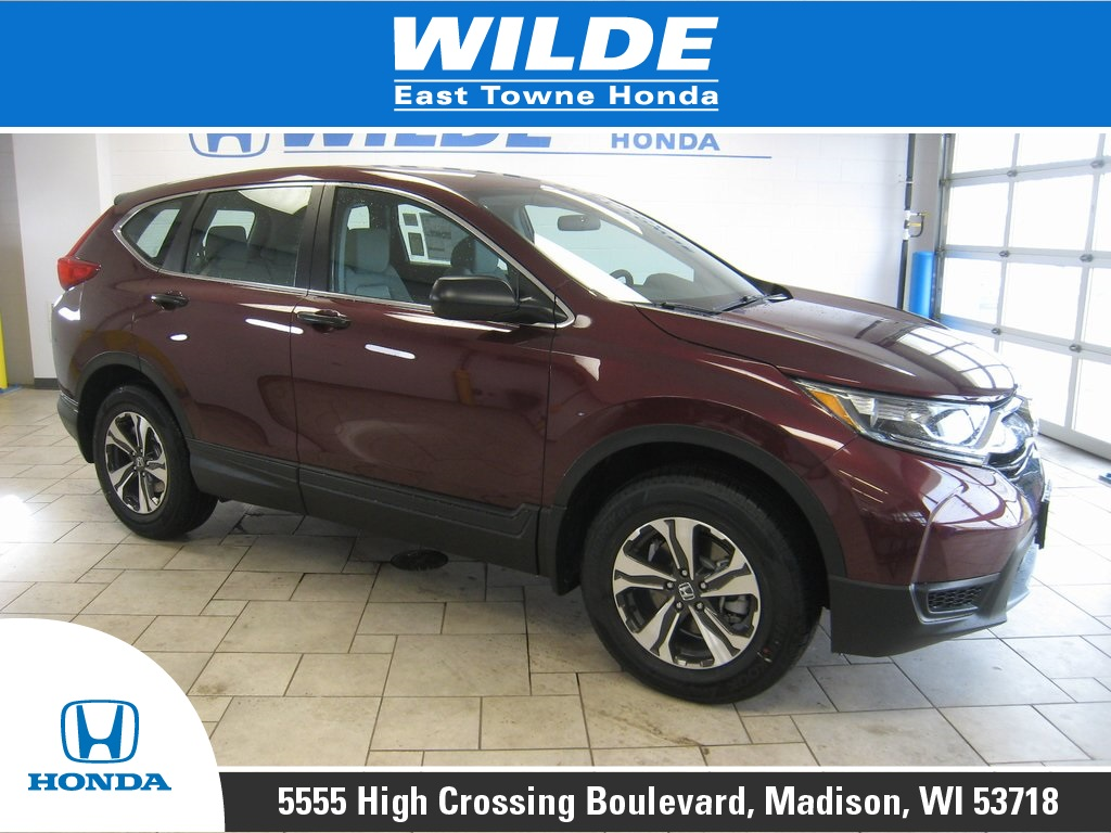 New 2018 Honda Cr V Lx 4d Sport Utility In Madison 21466 Wilde Online Store 2009 Crv Tailgate Parts