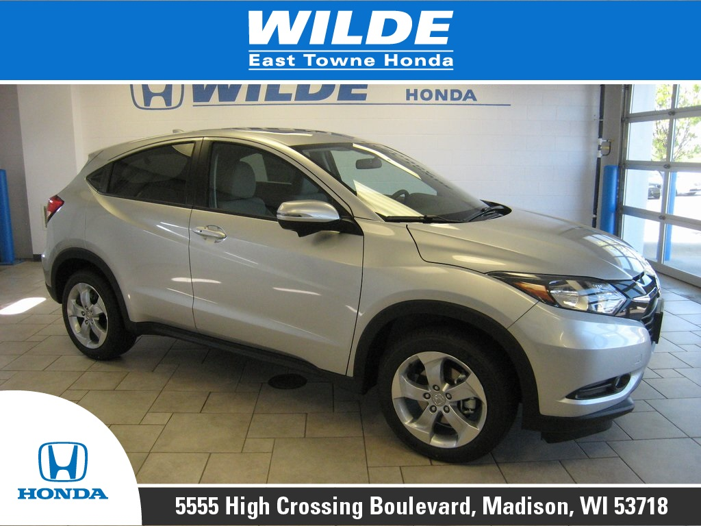 New 2018 Honda Hr V Ex