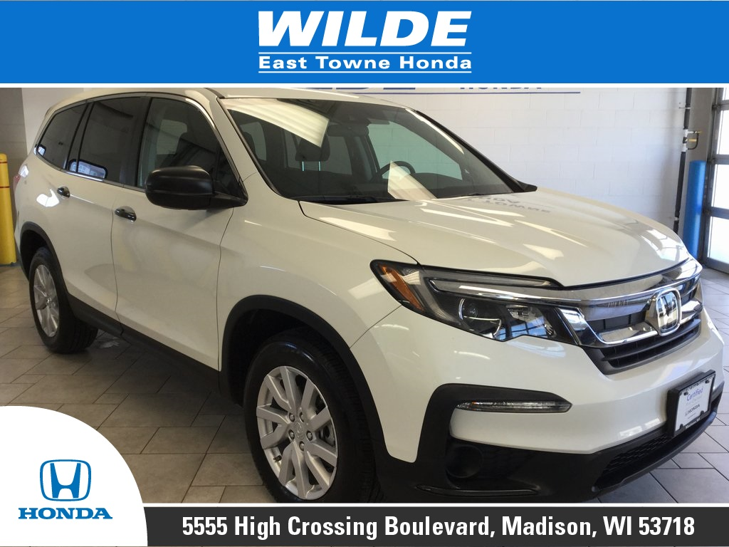 Used Honda Pilot Madison Wi