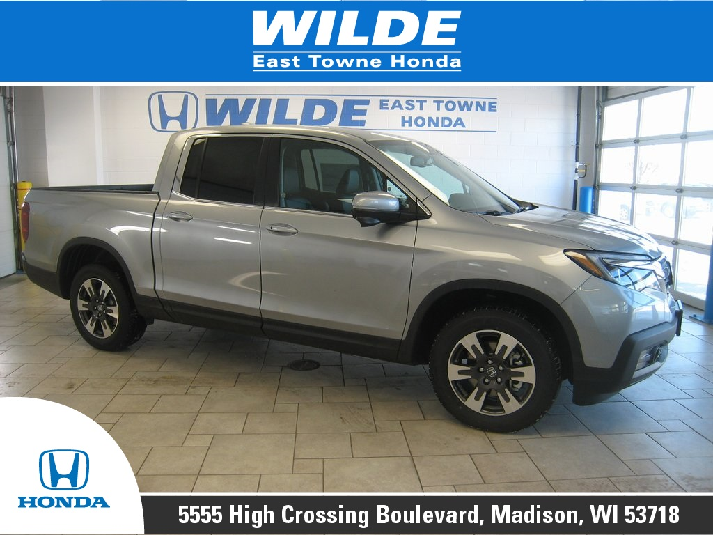 New 2019 Honda Ridgeline Rtl T 4d Crew Cab In Madison 22269 Wilde Parts Diagram On Suspension Schematic