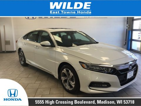 Certified Pre-Owned 2019 Honda Accord EX-L 2.0T