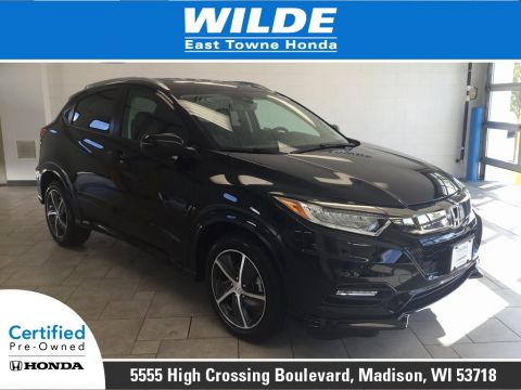 Certified Pre-Owned 2019 Honda HR-V Touring